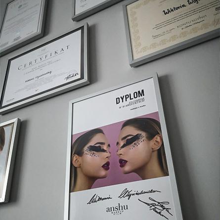 szkolenie makijaż